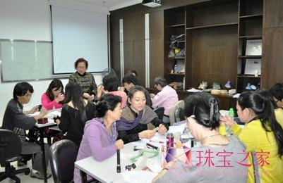 欧阳秋眉老师翡翠营销课程